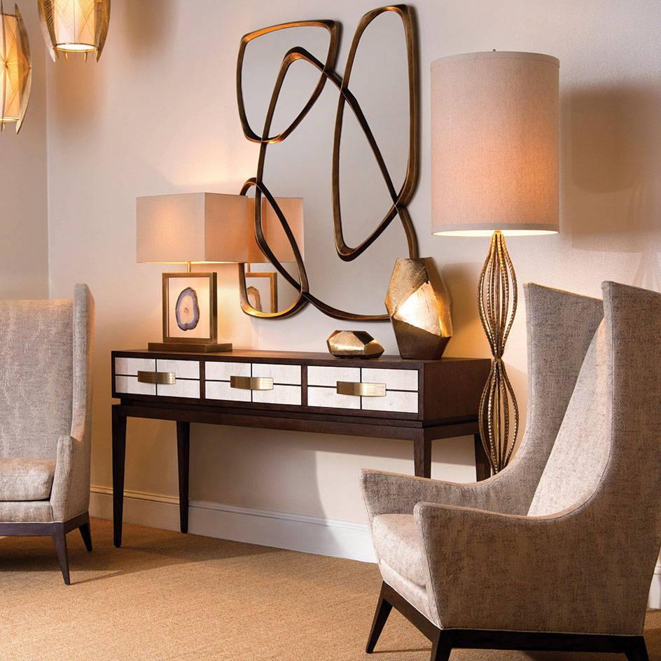 John-Richard Console Table Display - Luxury Interior Design - LuxDeco.com