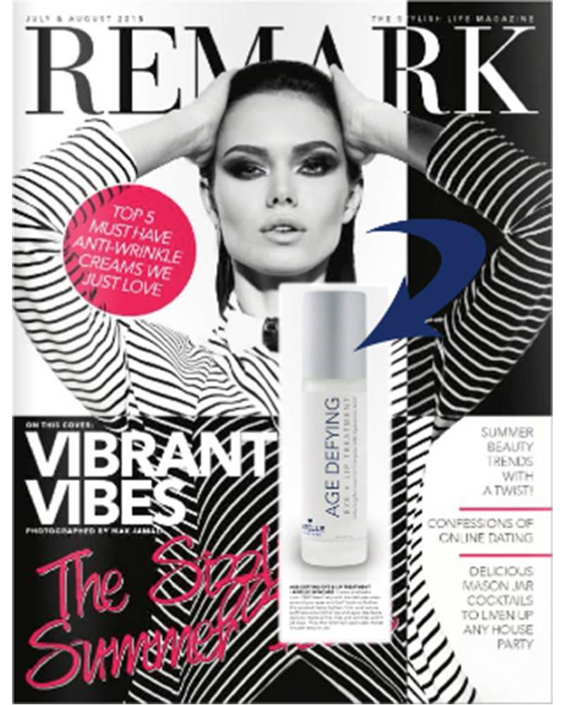 Remark magazine cover