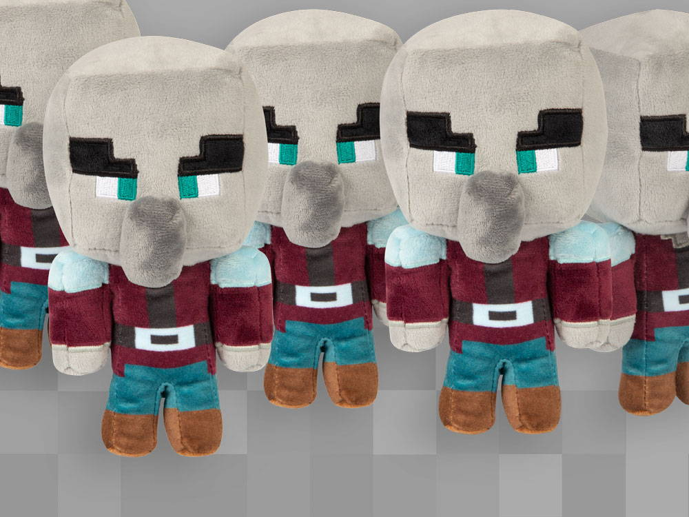 View 1 of Minecraft Happy Explorer Pillager Plush photo.  View 2 of Minecraft Happy Explorer Pillager Plush photo.  View 3 of Minecraft Happy Explorer Pillager Plush photo.  View 4 of Minecraft Happy Explorer Pillager Plush photo.  View 5 of Minecraft Happy Explorer Pillager Plush photo.   Minecraft Happy Explorer Pillager Plush