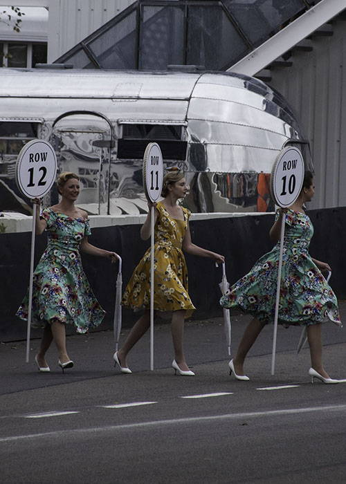 Vintage Style | Goodwood Revival Retro Fashion Inspiration