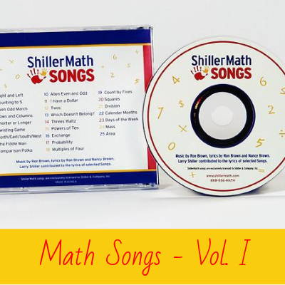 Math Songs - Vol I