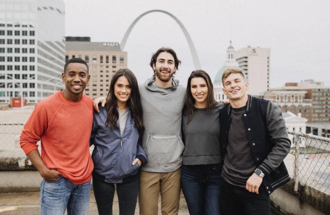 2Lu blanks st louis arch small apparel business