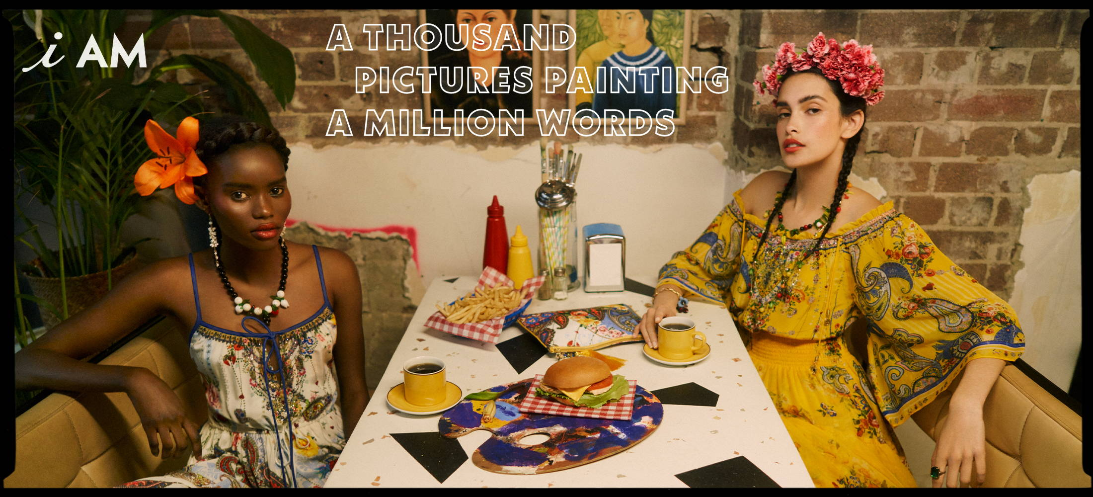 I am | A Thousand Pictures Painting a Million Words