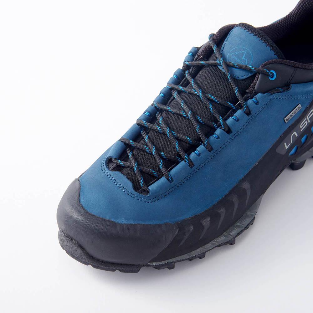 LA SPORTIVA(スポルティバ)/TX5 ロー GTX/グレー×ブルー/MENS
