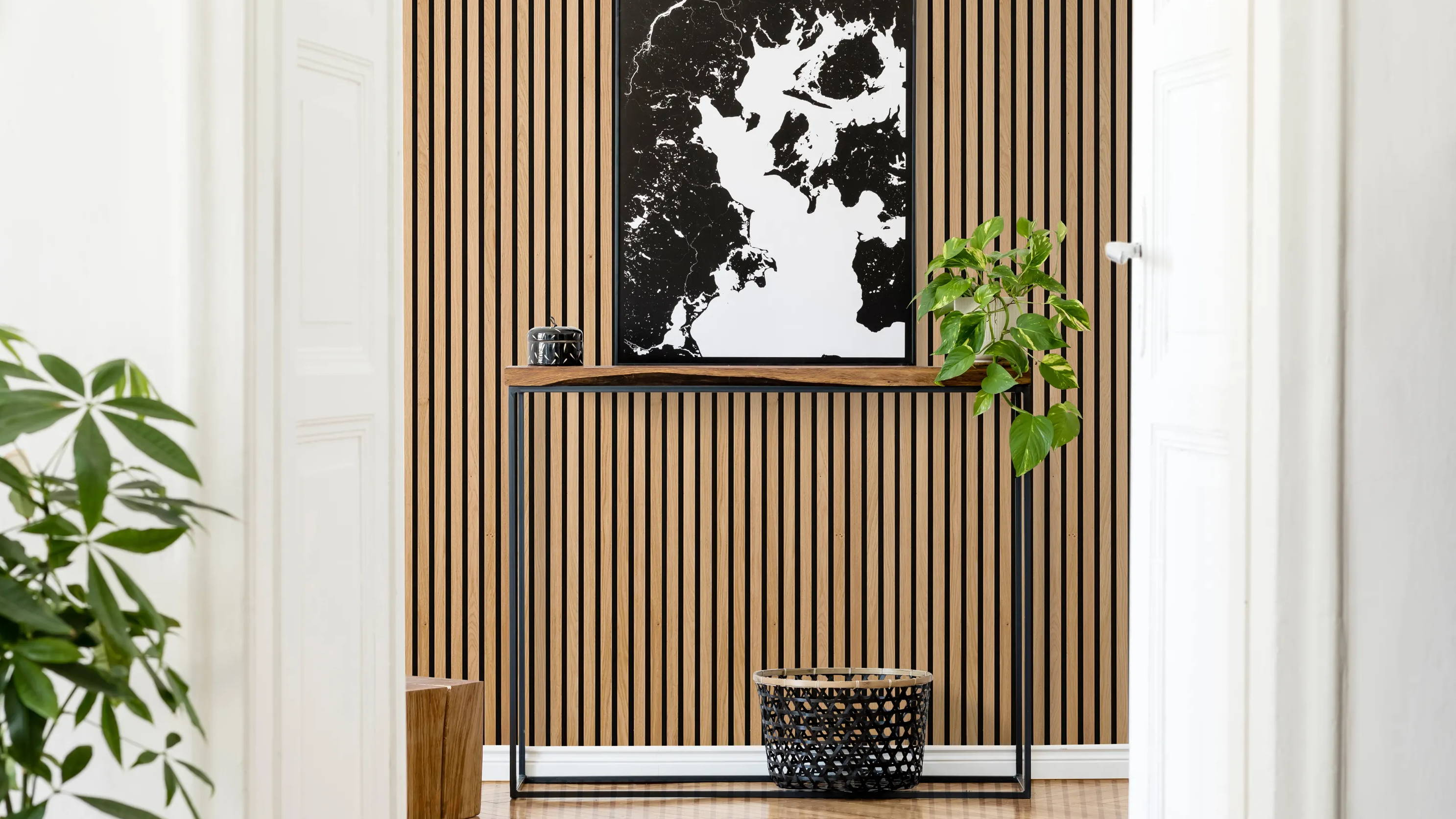 Acupanel The Original Out Of The Box Acoustic Slat Wood Wall Panelling Solution