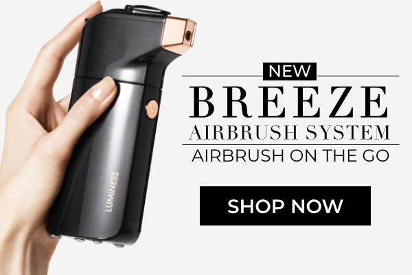 NEW Breeze Airbrush System on the Go