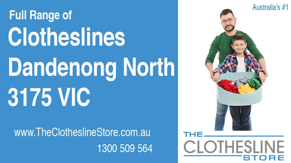 New Clotheslines in Dandenong North Victoria 3175
