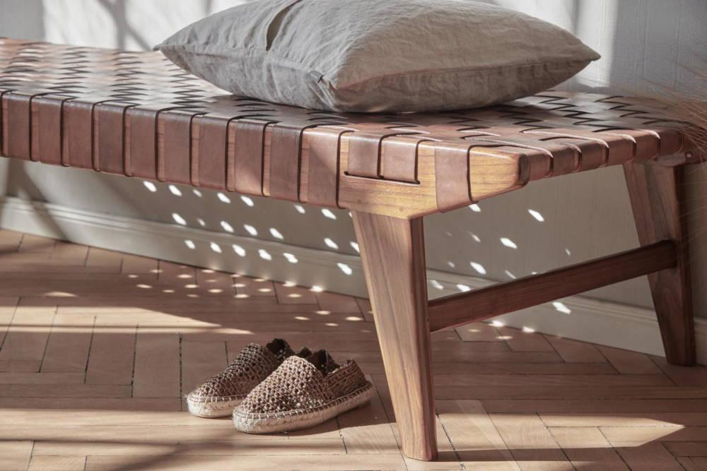 teak wood furniture daybed