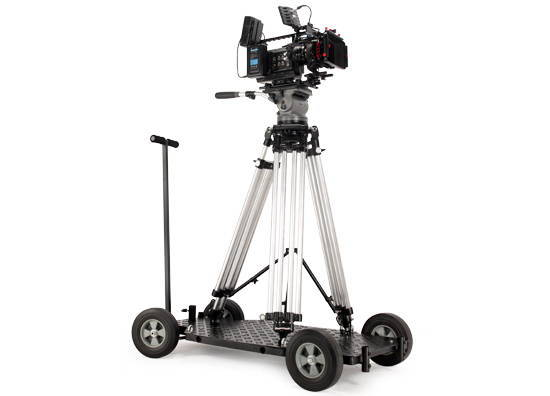 Proaim Quad Plus Film Camera Doorway Dolly