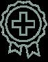 hospital cross vector logo