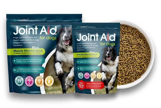 Joint Aid for Dogs joint care supplement