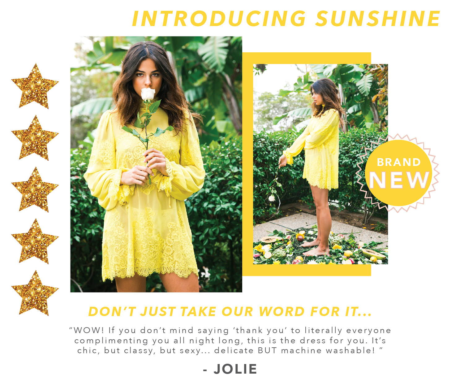 sunshine queen 4 a day dress we are hah yellow lace chiffon dress