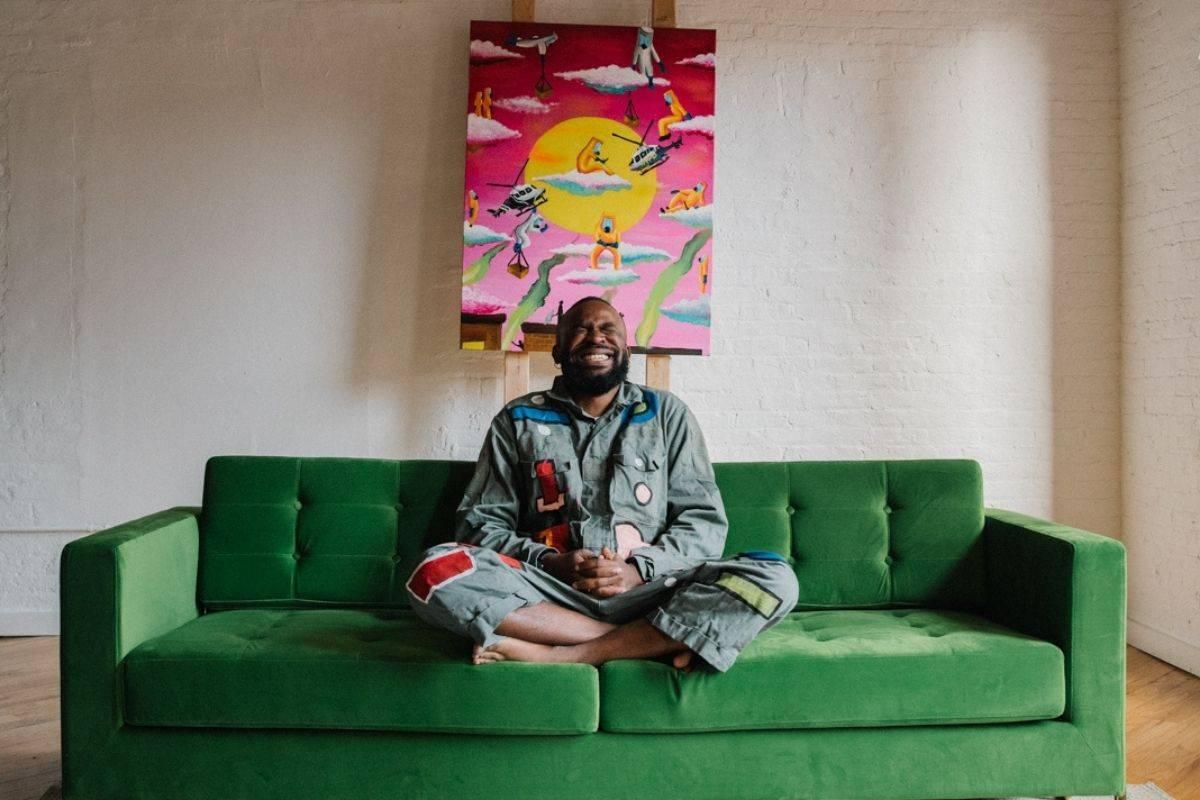 Ike Slimster - Comedian, Visual Artist, Producer