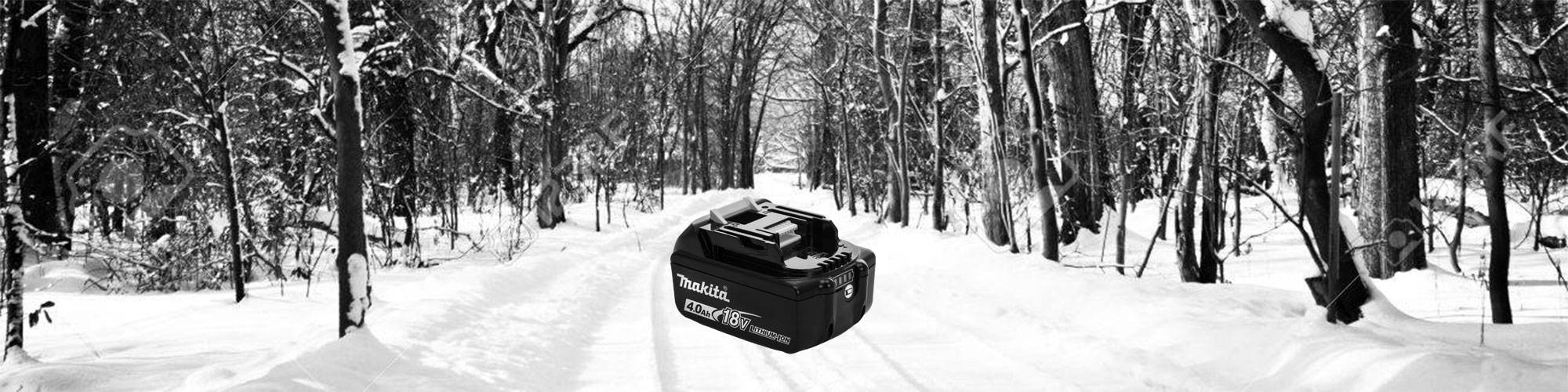 Why Lithium Batteries Die In Winter And How To Prevent