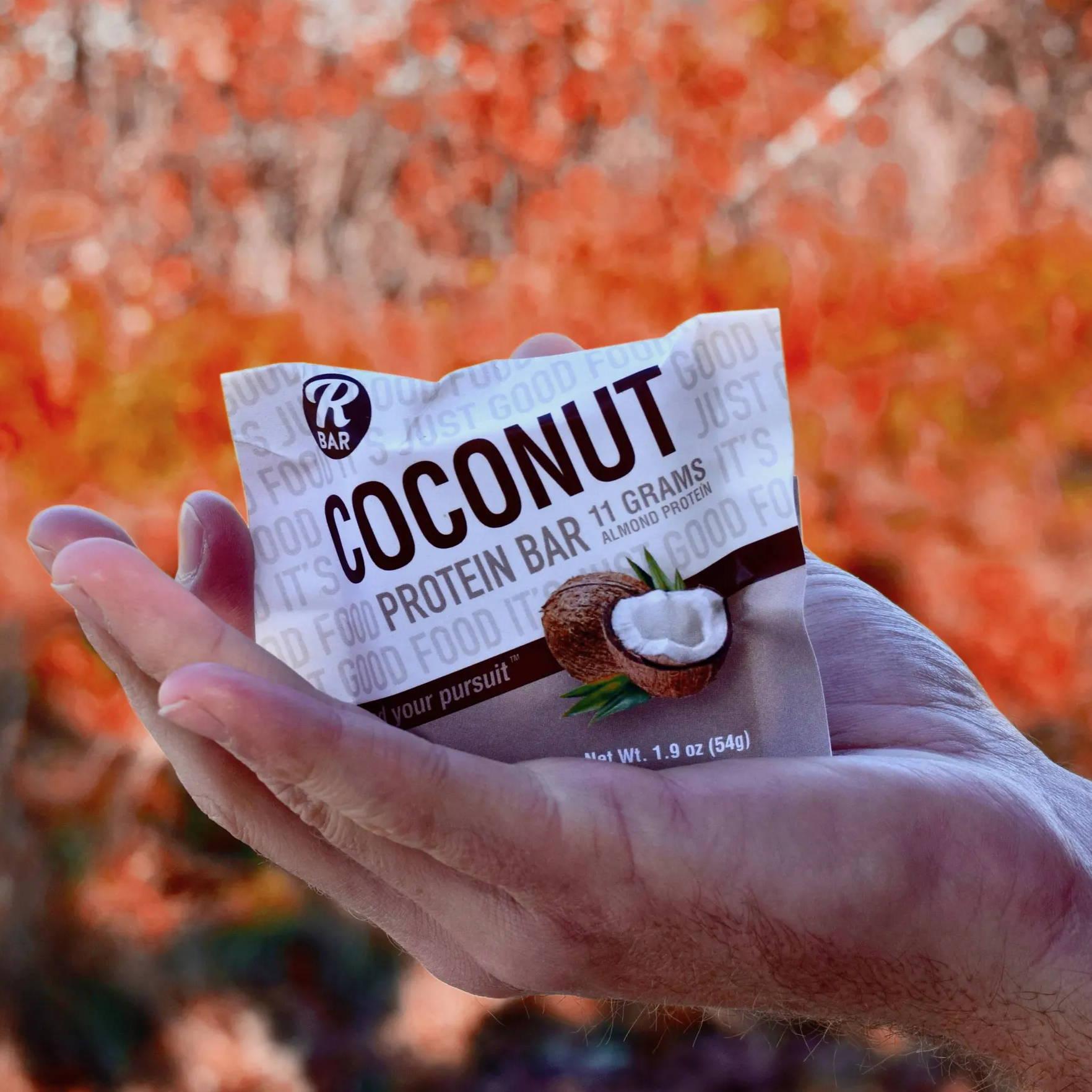 Coconut Protein Bar