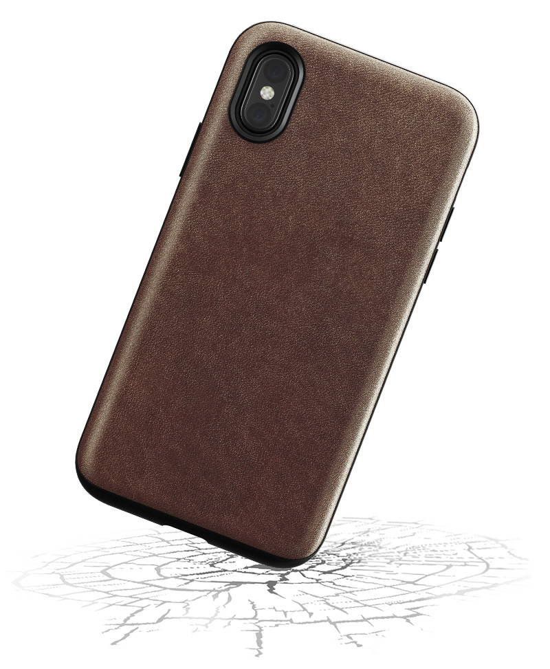 new style 882af cff8f NOMAD® | Rugged Case for iPhone X