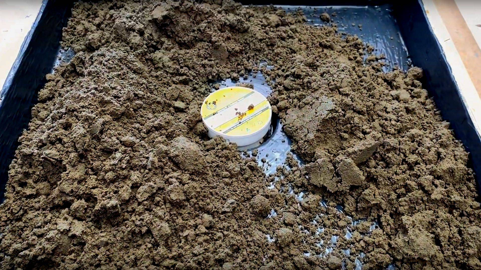 How to bed to the puddle flange and floor waste kits for tiling  and grouting