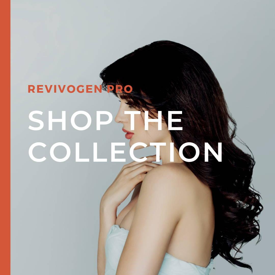 Shop the Revivogen PRO Hair Care Collection