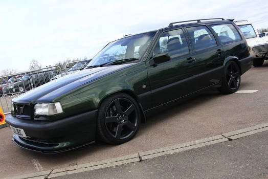 Volvo 850 Wagon Soundproofing