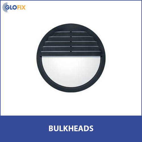 Bulkhead lighting range