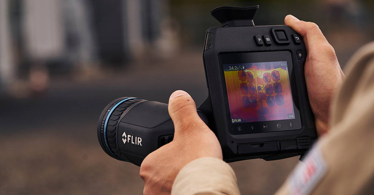 Can I use my thermal camera for elevated skin temperature screening?