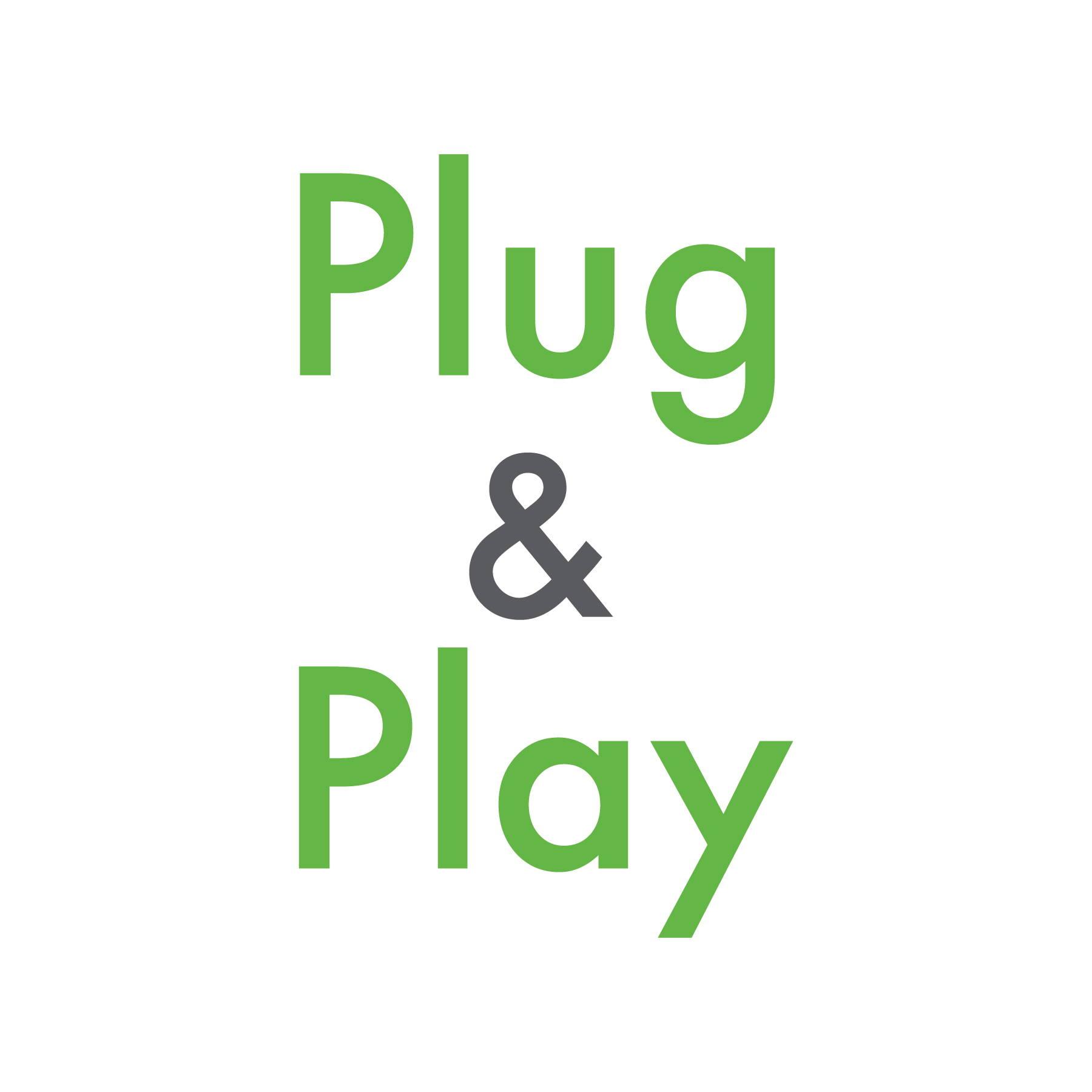 Plug and Play word image