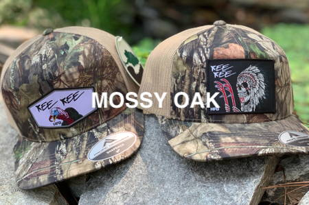Mossy Oak Kee Kee Trucker Hats