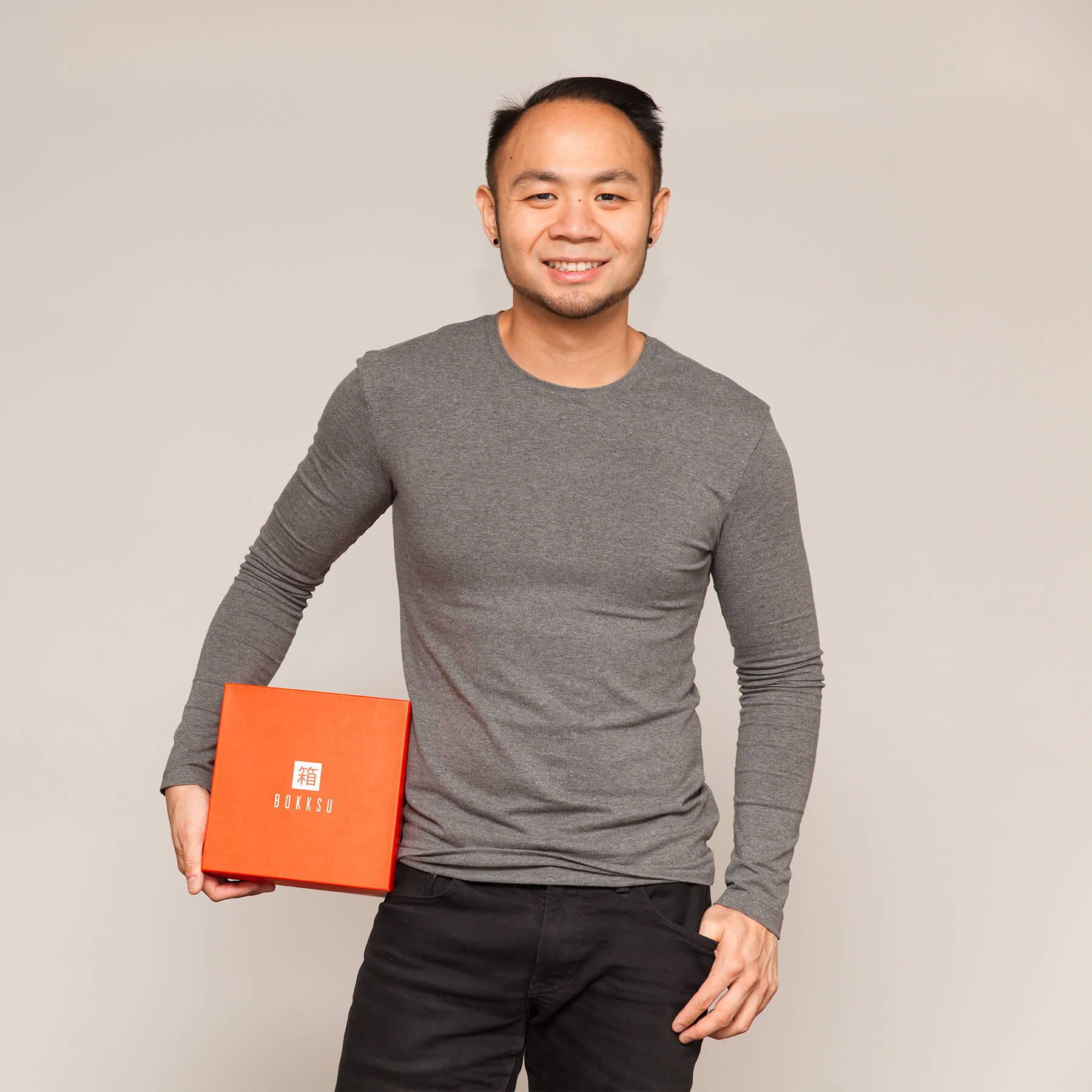 Bokksu Founder Danny Taing