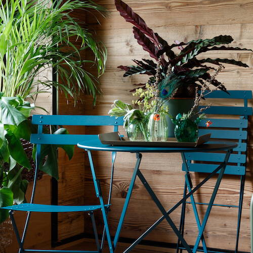 Fermob Round Folding Bistro Table