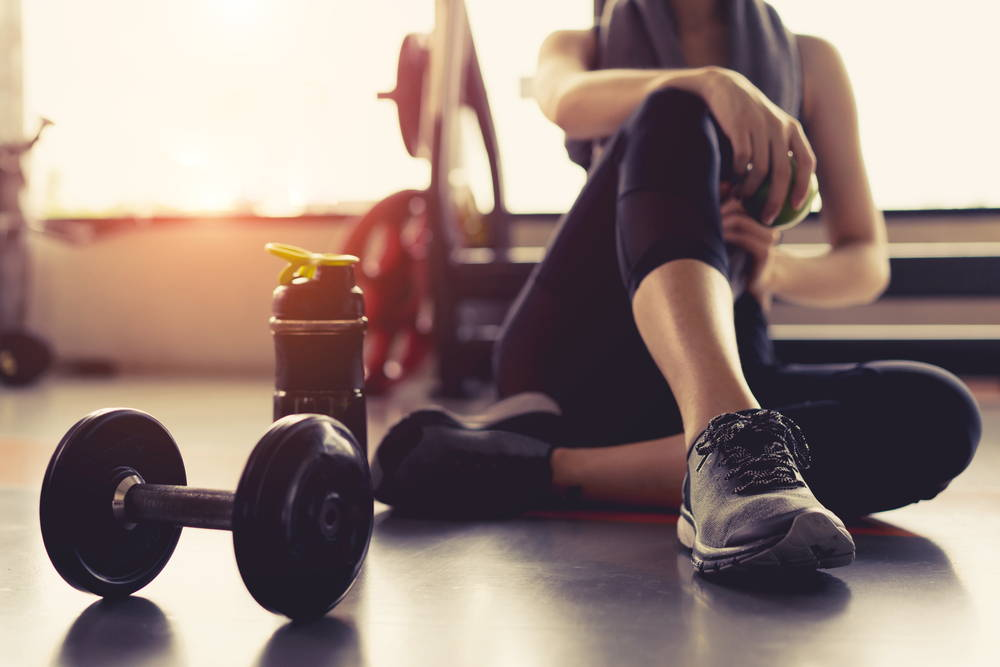 Exercise and weight lifting