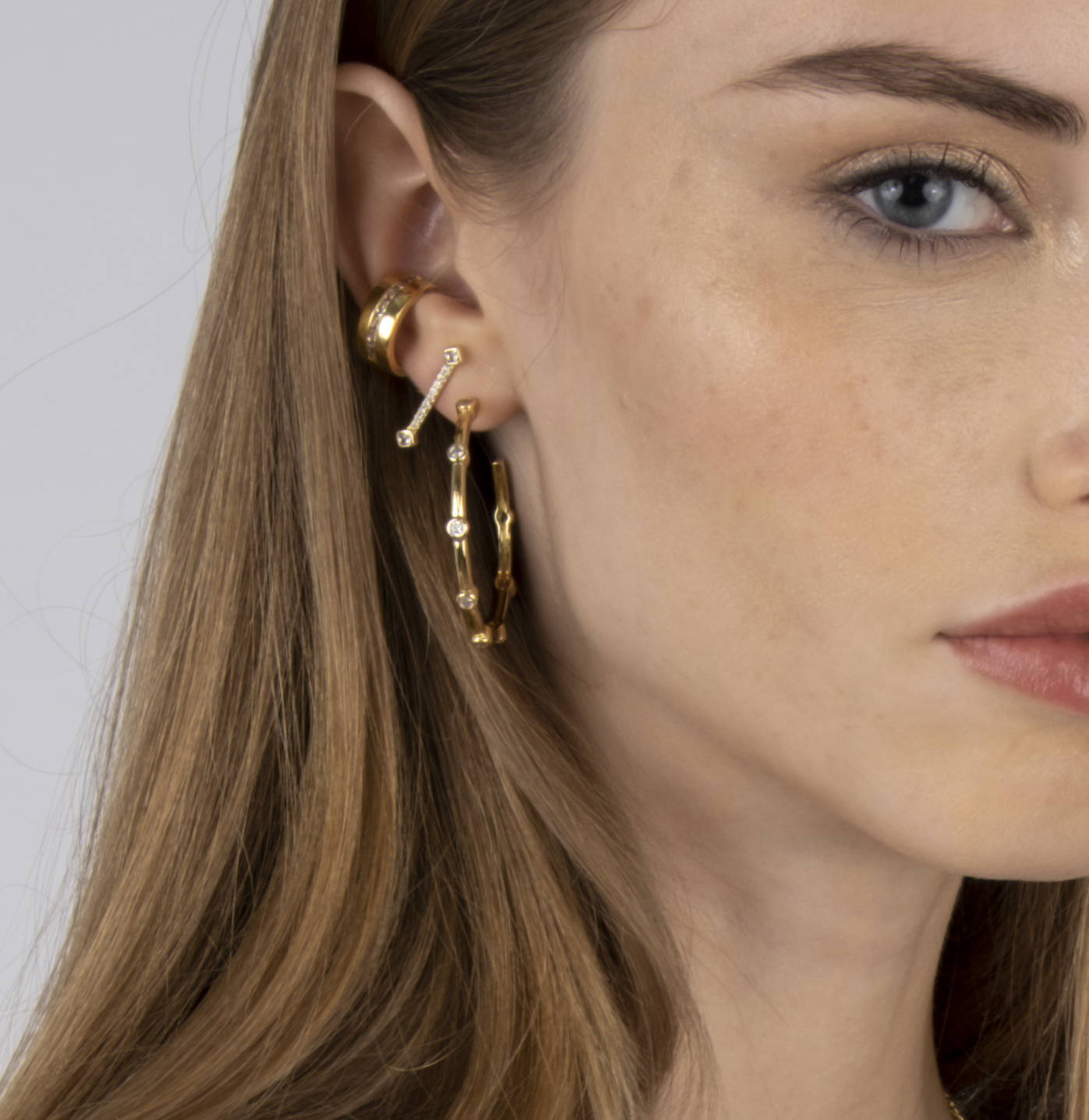 Ear Stacking Ideas