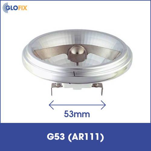 GU53 cap type light fitting