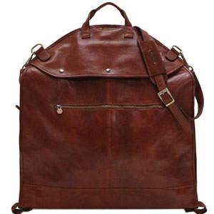 Italian Leather Garment Bags for men