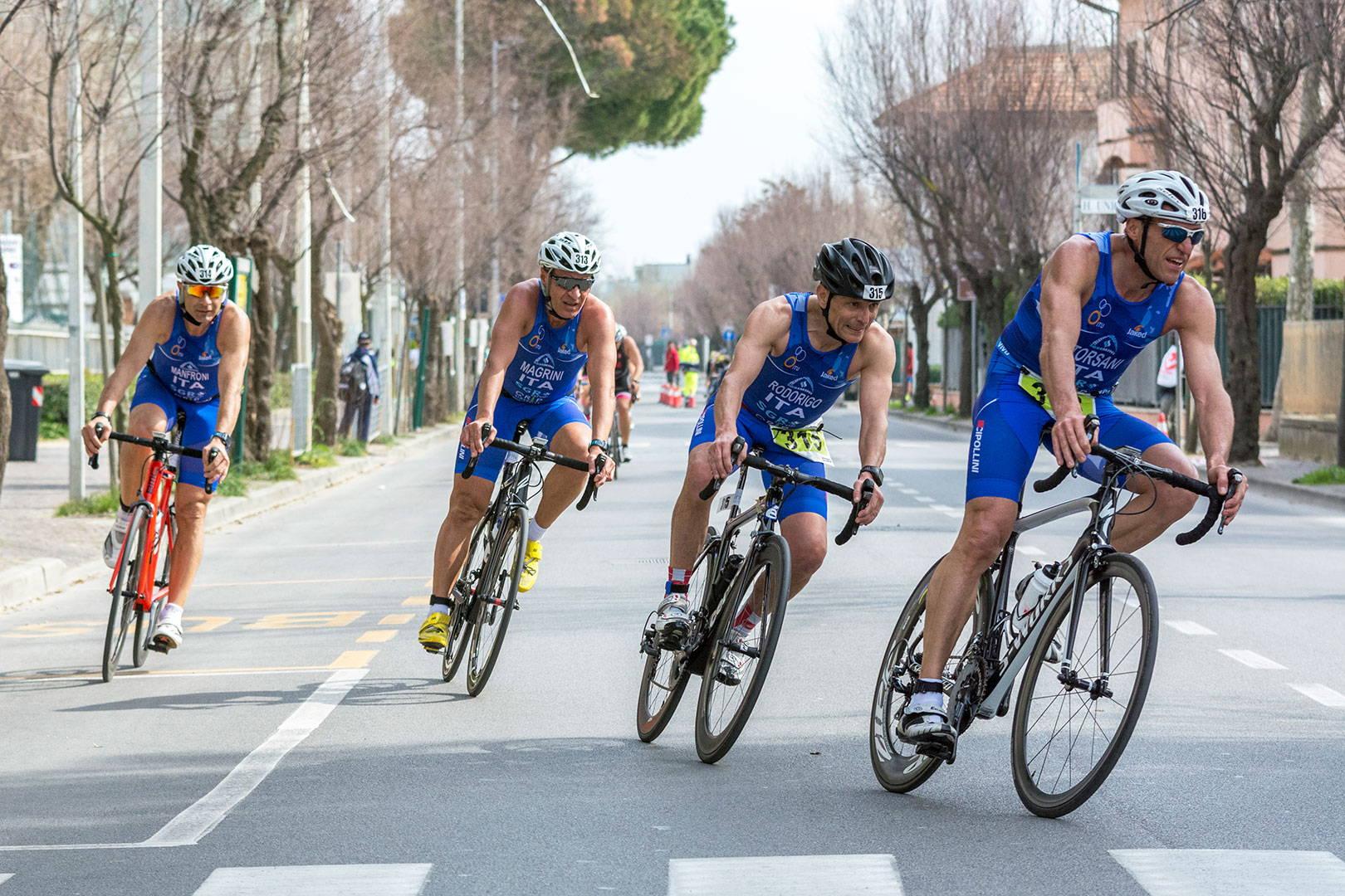 Foto di Roberto Del Bianco - TDSGRimini Triathlon Team