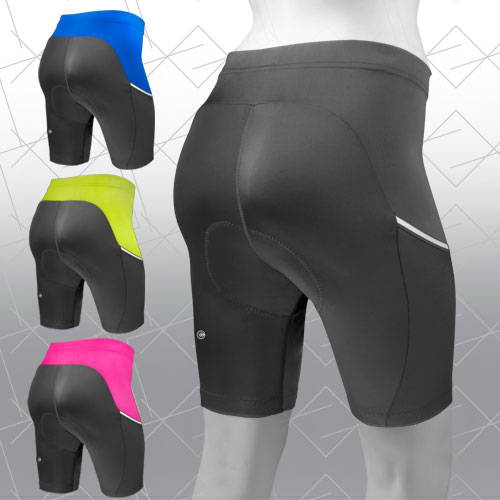 Women's Luna Bike Short