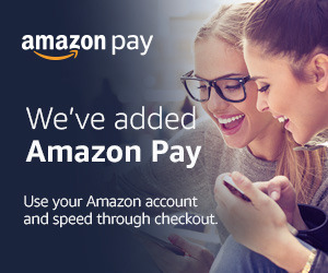 We've added Amazon Pay