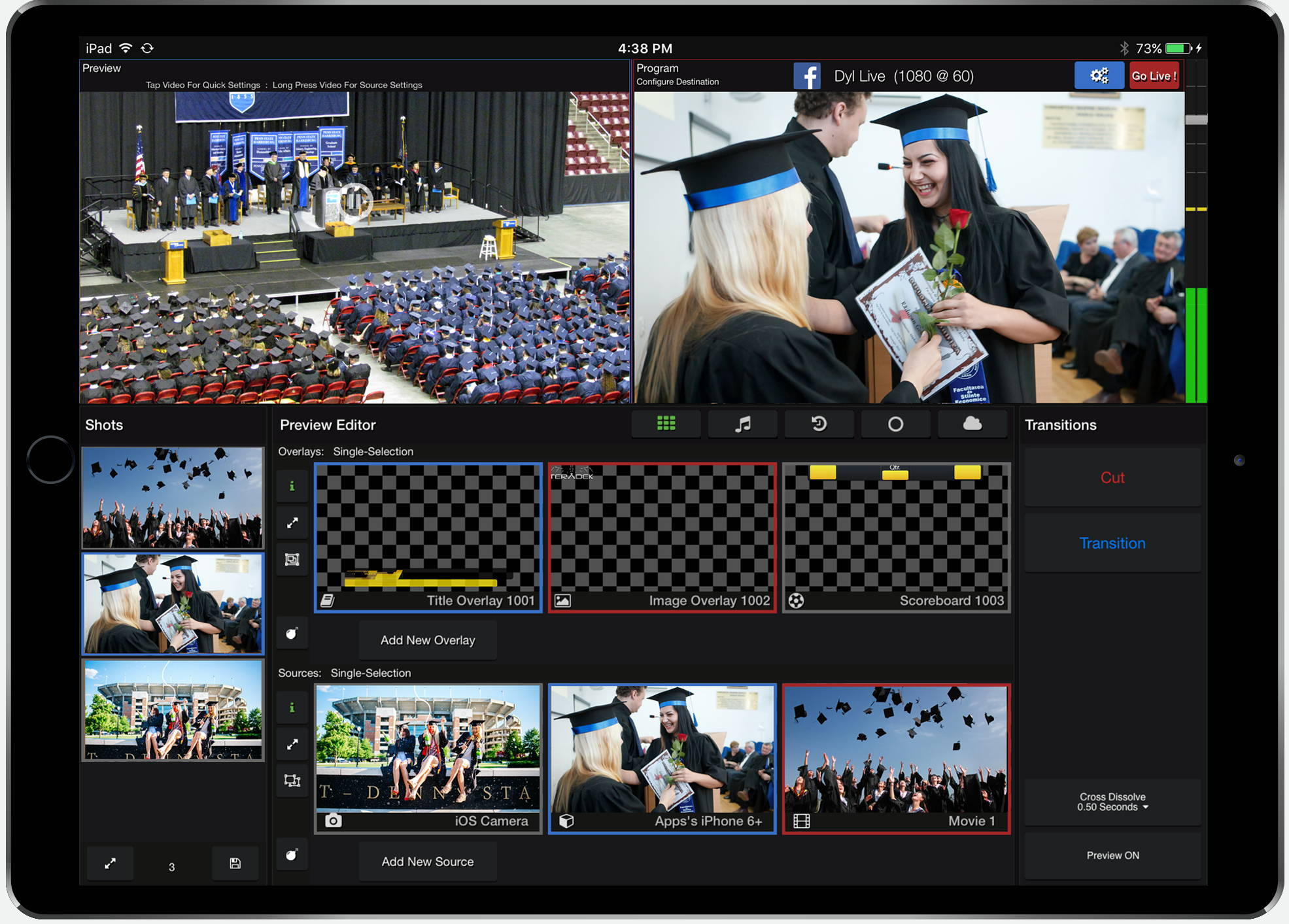 Education – Teradek, LLC