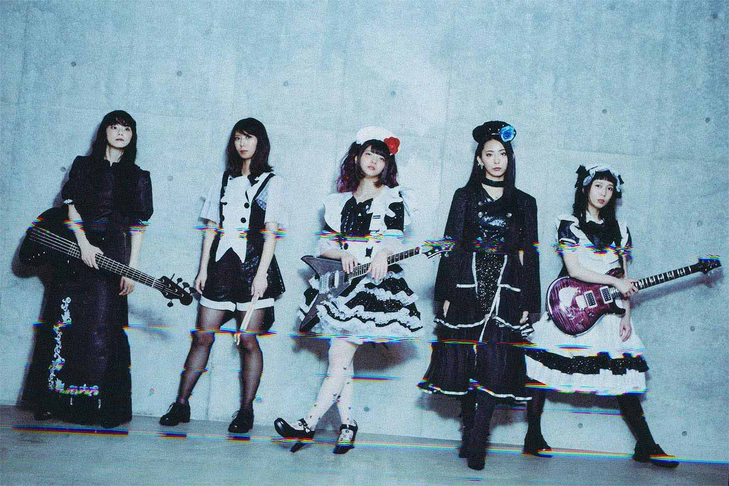 BAND-MAID new pic 2021