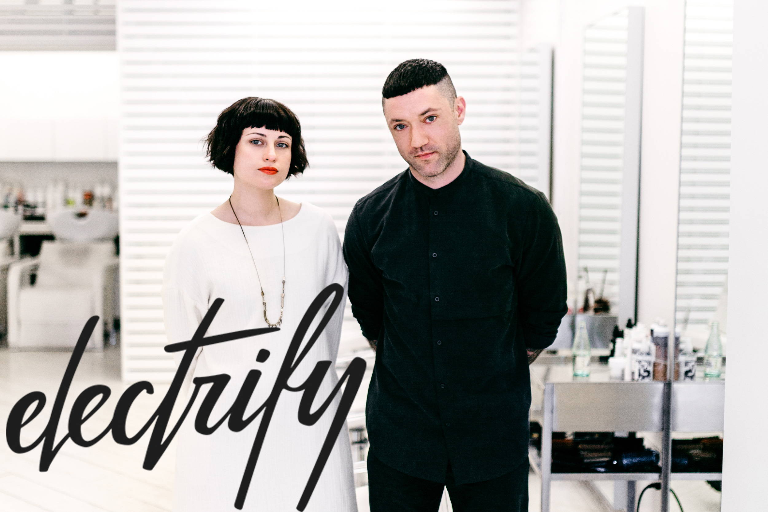 ELECTRIFY MAG | A Minimalist Salon Brings Brooklyn Chic Back to Its Roots