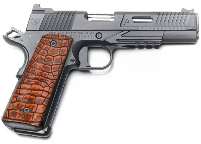Two Tone Alligator Gun Grip