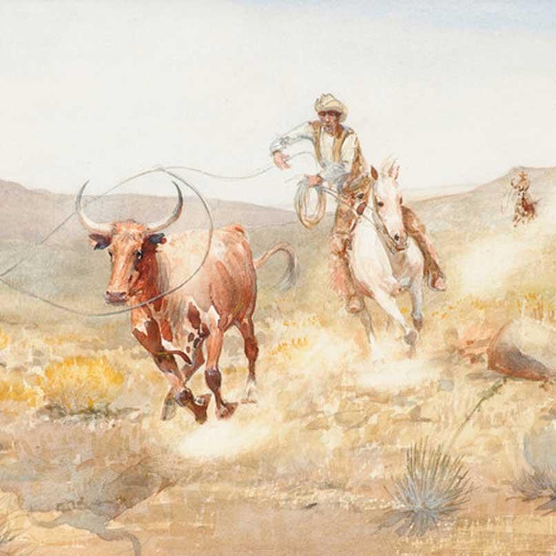 Edward Borein Art
