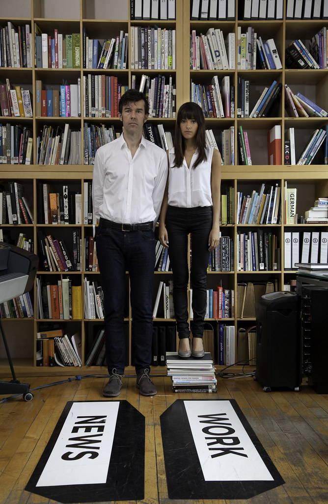 LOQI Sagmeister & Walsh B for Beauty Bag