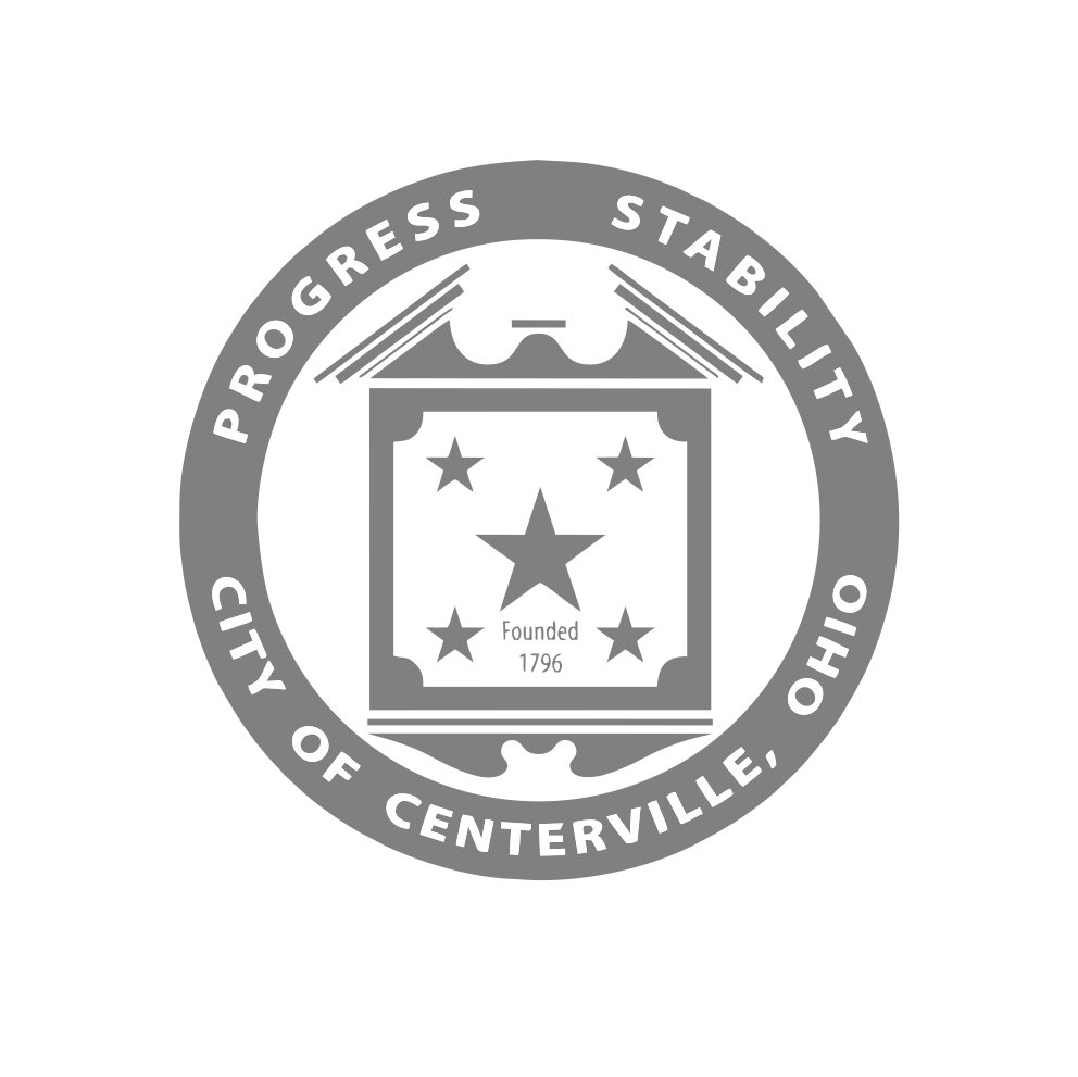 City of Centerville Engraving