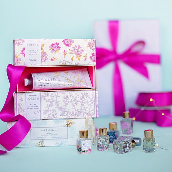 Everyday Luxury gift shopping