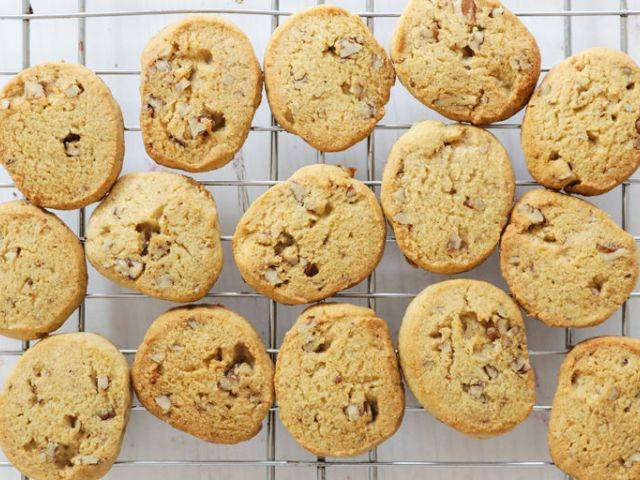 Online chocolate kéto cookies