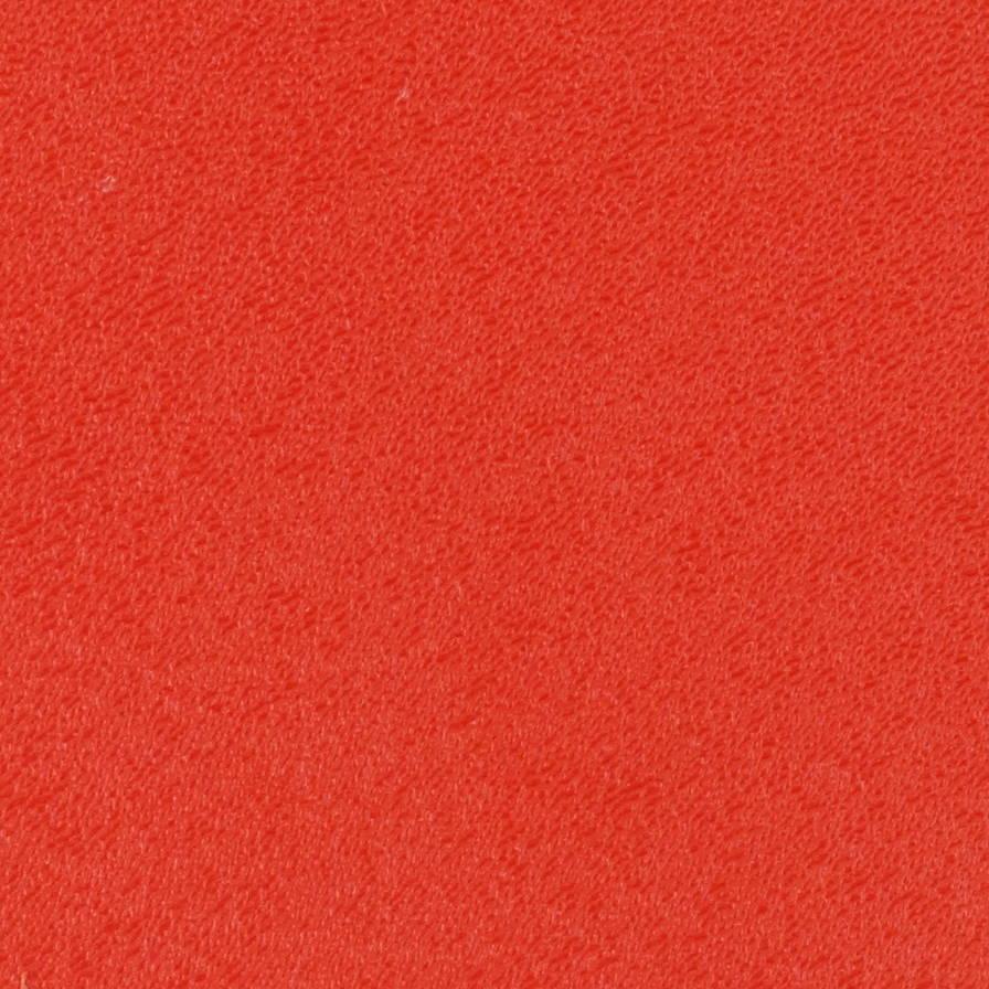 Orange ABS laminate skin