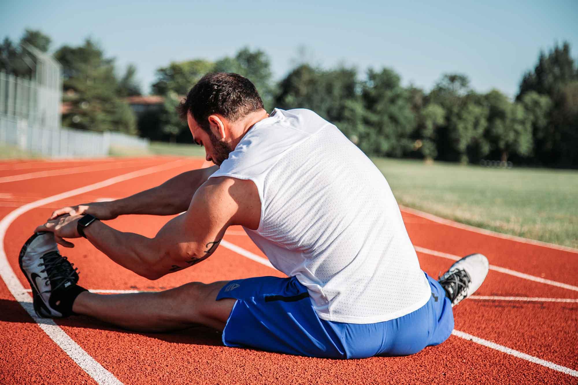 Track running tips