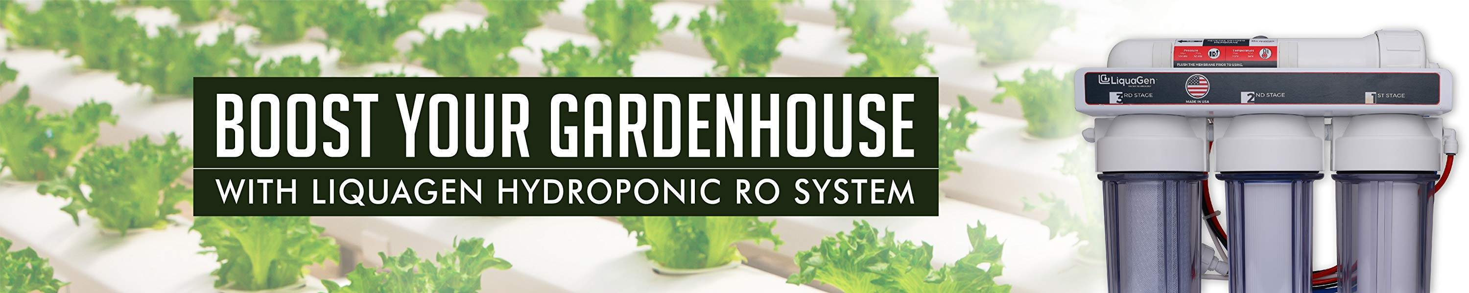 Hydroponic ro systems
