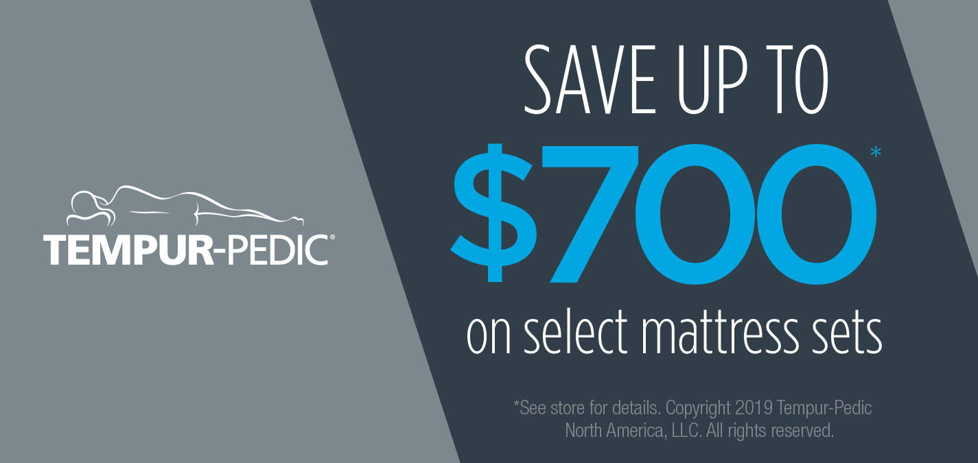 tempur-pedic memorial day mattress sale