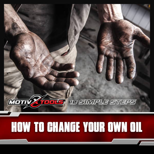 How To Change Your Own Oil